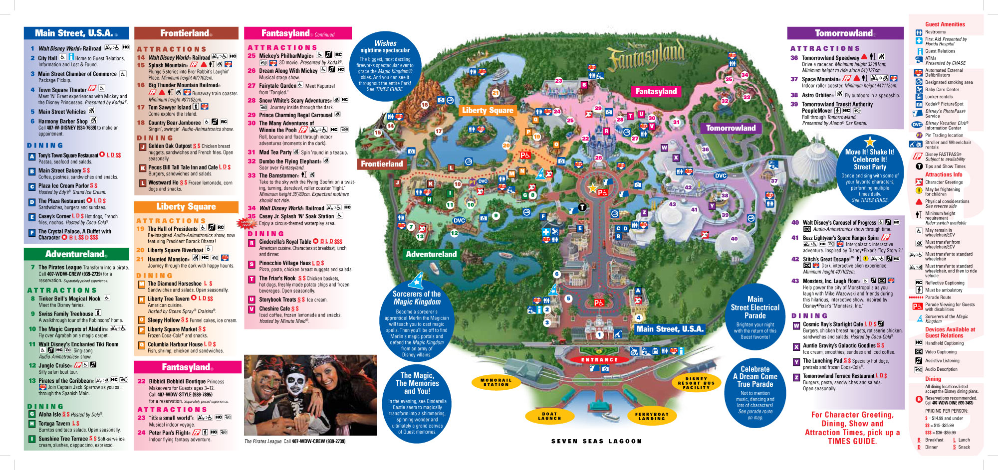 Walt Disney World Best Travel Destinations of 2015